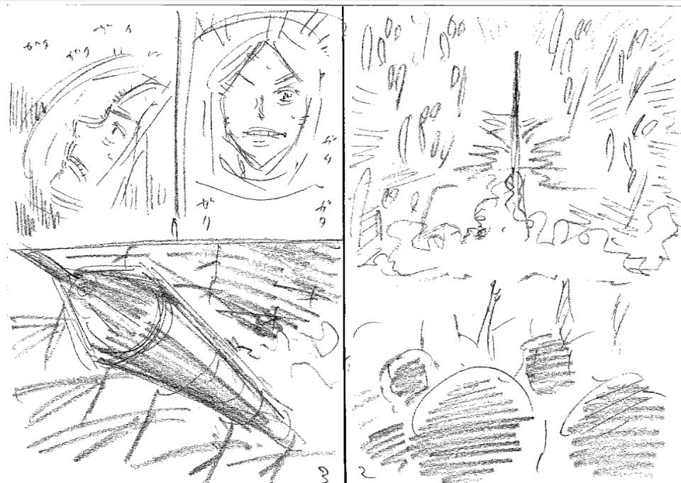 11/7(木)発売「モーニング」49号#221「かがやく姉のヘアピンと」