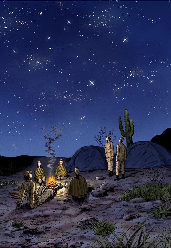 星空をみるならココ!★宇宙兄弟好きなら絶対に行きたくなる場所
