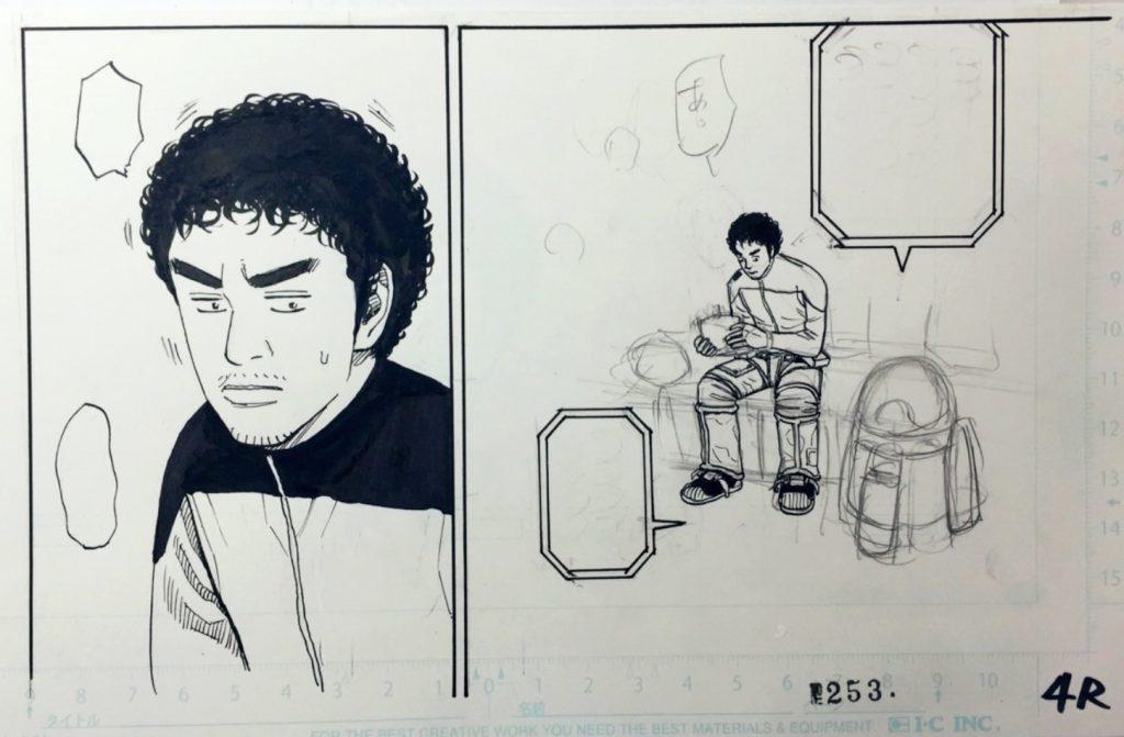 6/18(木)「 モーニング 」29号『宇宙兄弟』#253 生原稿とあらすじプチ公開!