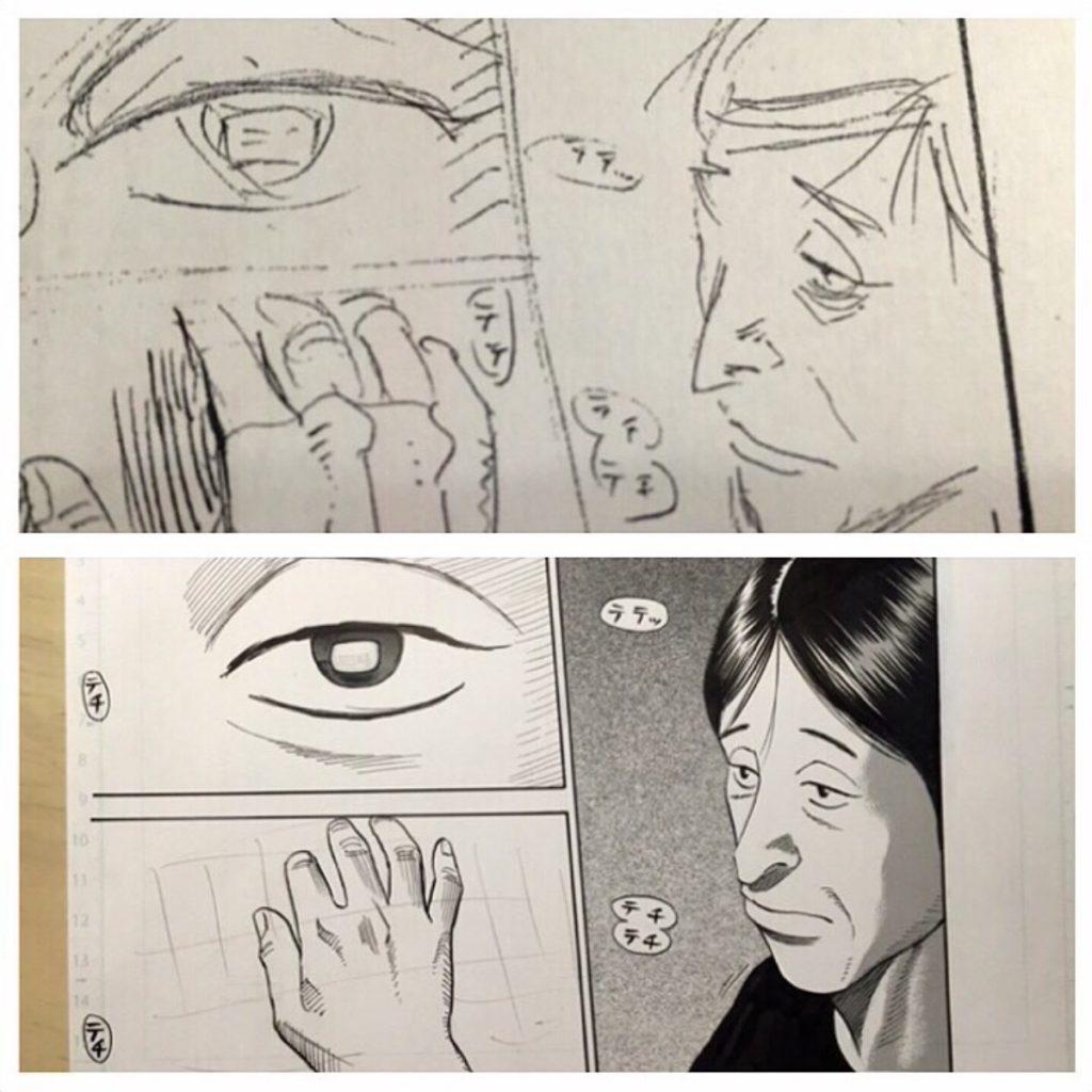 7/2(木)「 モーニング 」31号『宇宙兄弟』#254 生原稿とあらすじプチ公開!