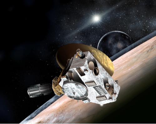 《号外》史上初!ついに冥王星に到着!!NASA技術者が語る探査機ニューホライズンズへの期待