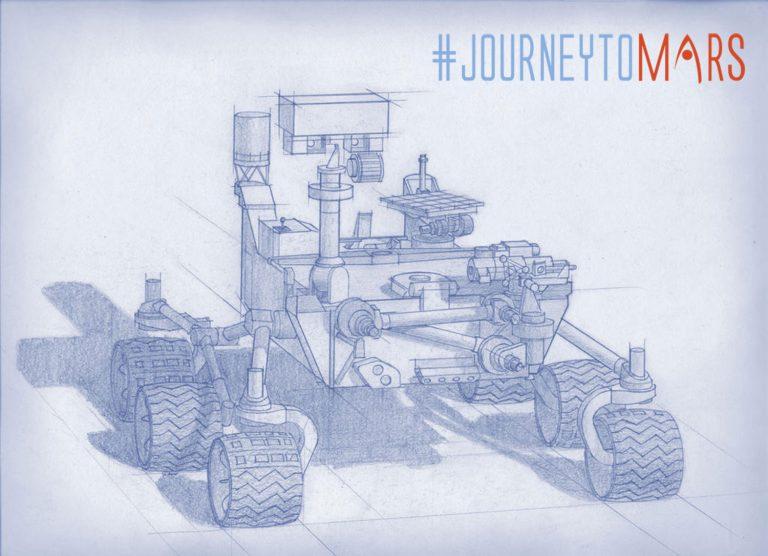 《号外》火星に生命は存在したのか?世界が議論する!探査ローバーの着陸地は?