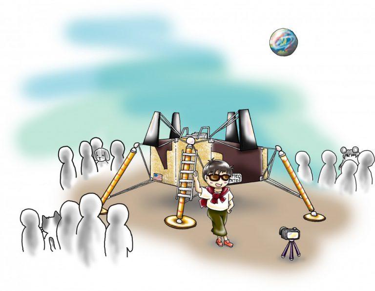 《第13回》宇宙人生ーー堀北真希は本当に実在するのか? アポロ捏造説の形而上学