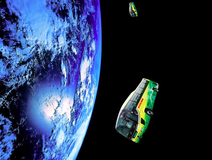 宇宙に浮かぶゴミの正体は?★ 宇宙起業家が綴るエッセイ「宇宙掃除」最新話更新!