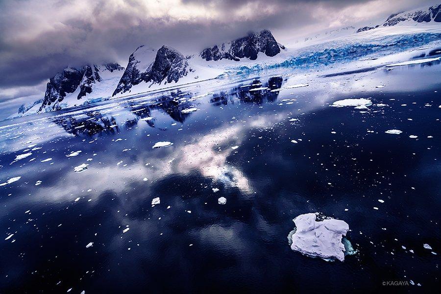 第四回 南極で、宇宙の一部になる。