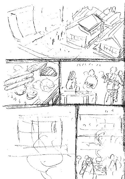 10/27(木)「モーニング」48号#284「決別」