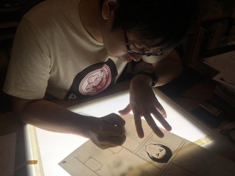 """アメコミ""""MARVEL""""のあのヒーローとムッタが共演!? 描き下ろし短編が収録されている『FRaU』は明日10月12日発売!"""
