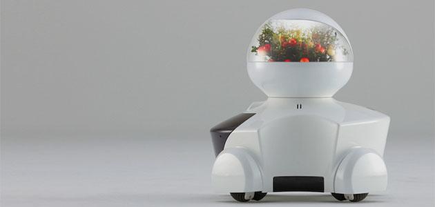 隣のロボット