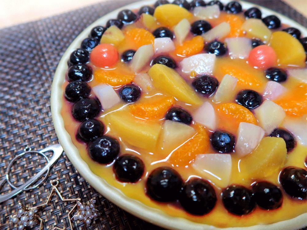 【宇宙兄弟メシ】第10回 シャロンのレアチーズケーキ