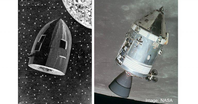 【第4回】〈一千億分の八〉すべてはSFから始まった〜「ロケットの父」が愛読したSF小説とは?