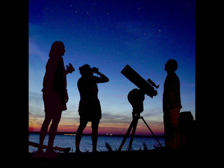 宇宙を自由研究に!天体観測をしよう!