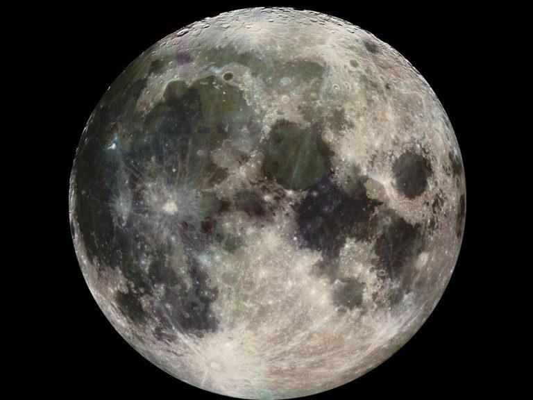 宇宙の不思議!月はどうやってできたの?
