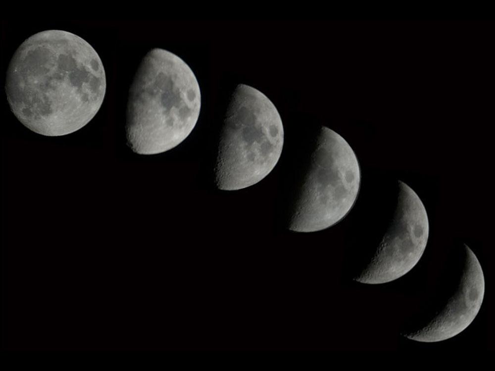 宇宙の不思議!月はどうして見え方が変わるの? | 『宇宙兄弟』公式サイト
