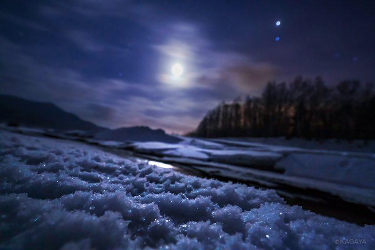 KAGAYAさんが撮る、氷点下16℃の美しい冬の夜空をお届け★