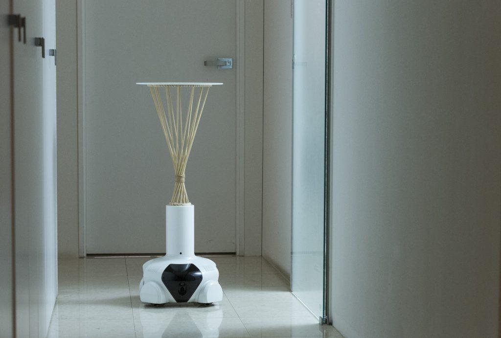 家庭用ロボットPatinに採用された、とっておきの機能とは…?