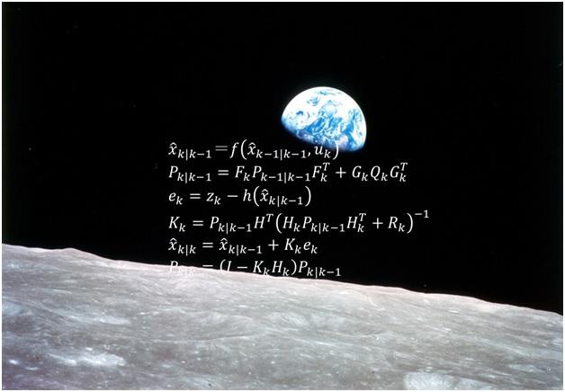 〈一千億分の八〉アポロを月に導いた数式