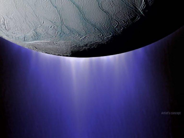 《号外》土星の衛星エンセラドスの居住可能性に関する新たな証拠