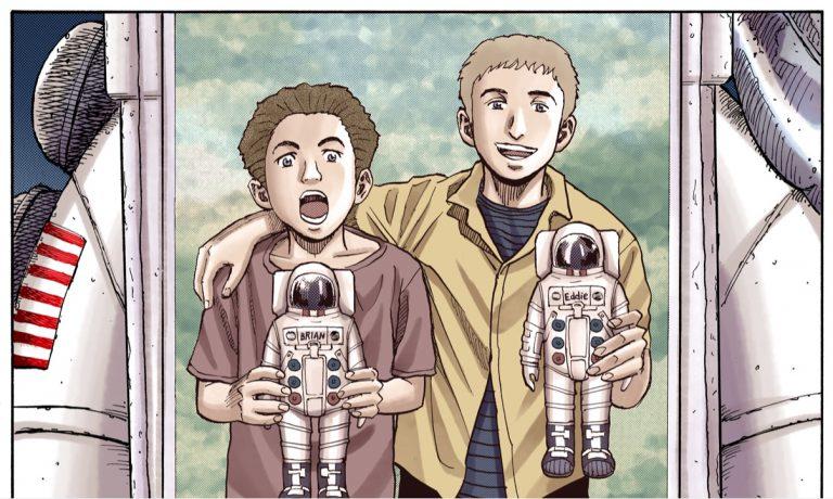 もうひと組の「宇宙兄弟」とは…