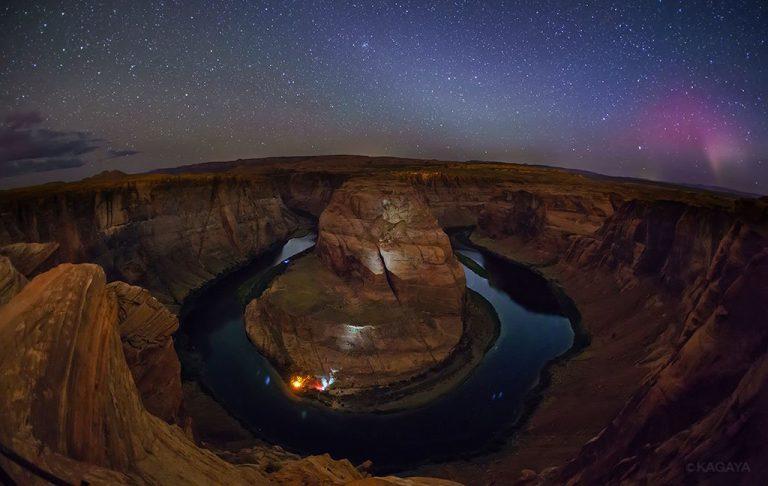 アメリカ・アリゾナ州の絶景!KAGAYAさんが大自然から星空写真をお届け★