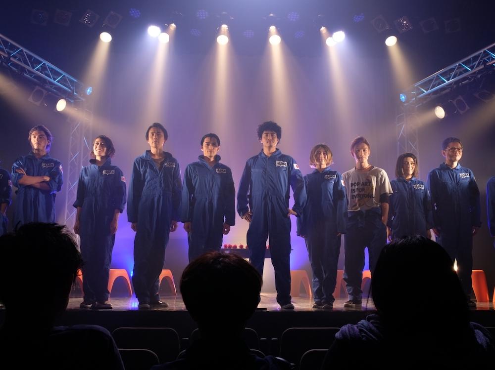 「人狼TLPT×宇宙兄弟」2017年公演がいよいよ開幕!最速レポ更新☆