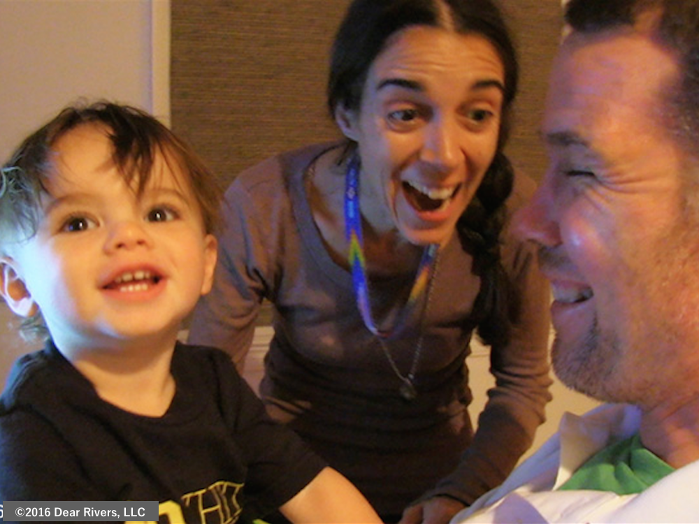 <せりか基金通信>これから生まれる息子のために残したビデオダイアリー『ギフト 僕がきみに残せるもの』