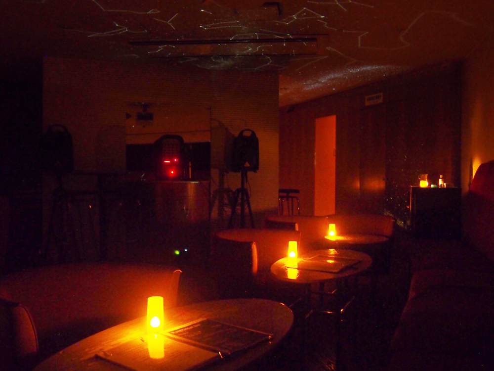 星空に包まれながら乾杯☆都内のプラネタリウムバーを訪れました!