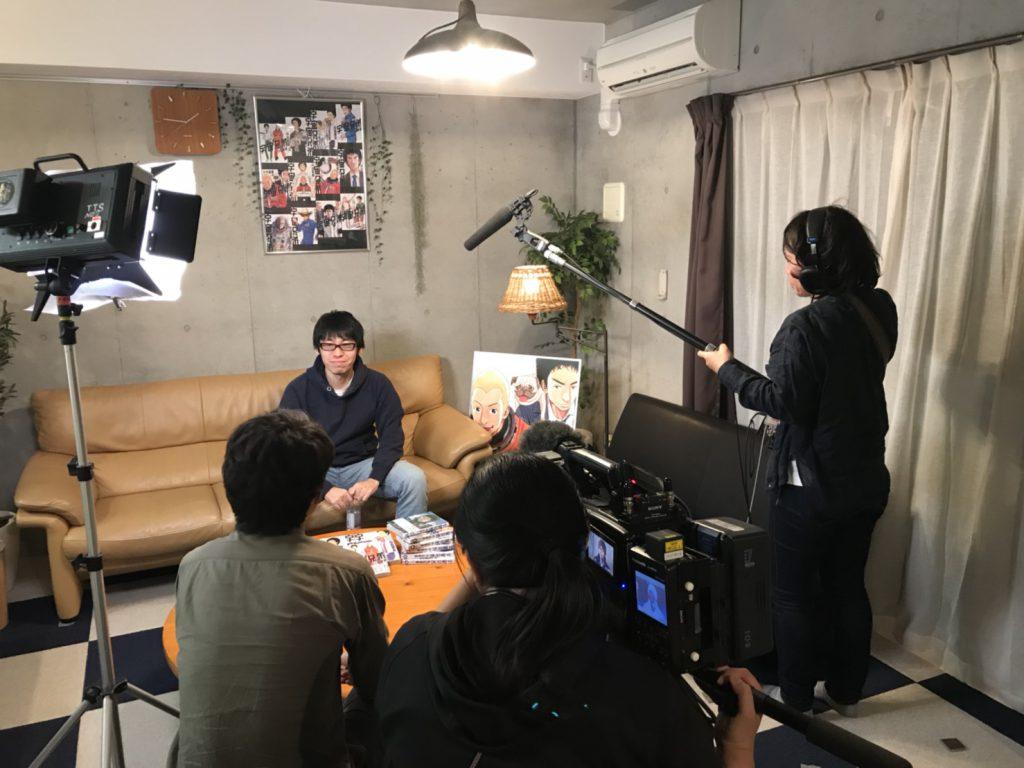 【臨時ニュース】小山宙哉が本日のNHK「ニュースウォッチ9」出演!