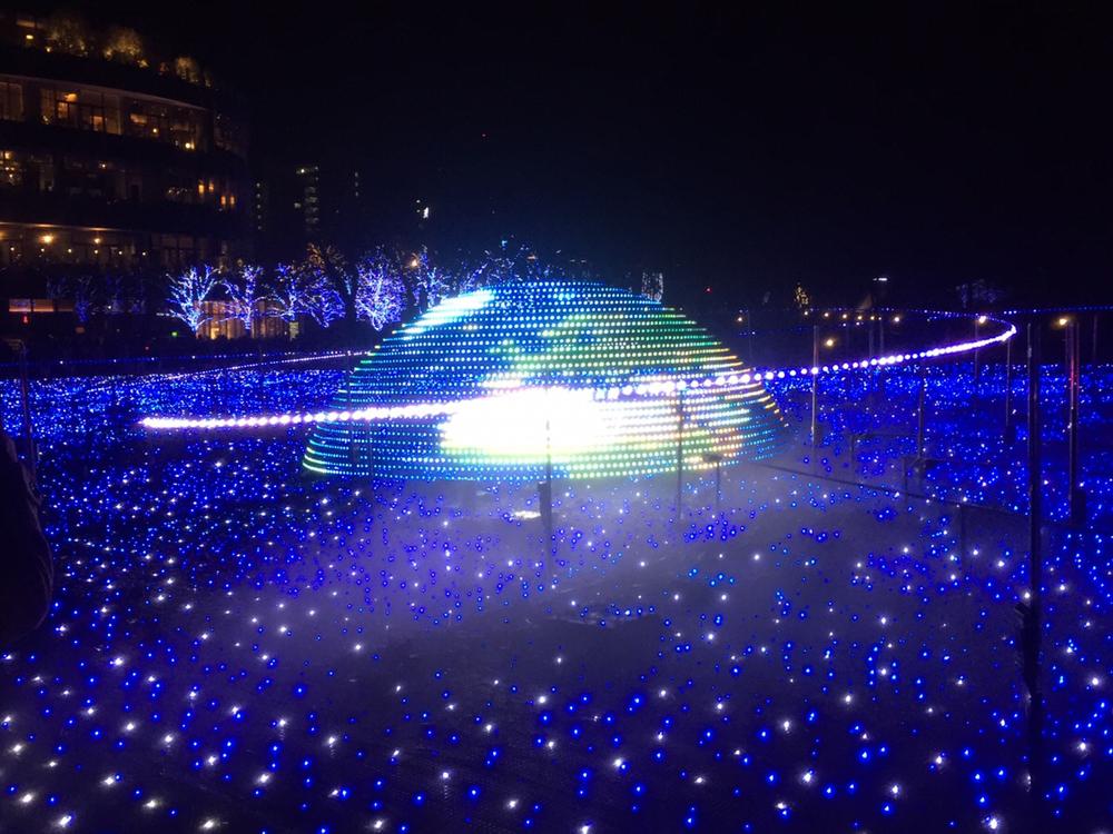 クリスマスのお出かけに♪冬を彩るイルミネーション特集!