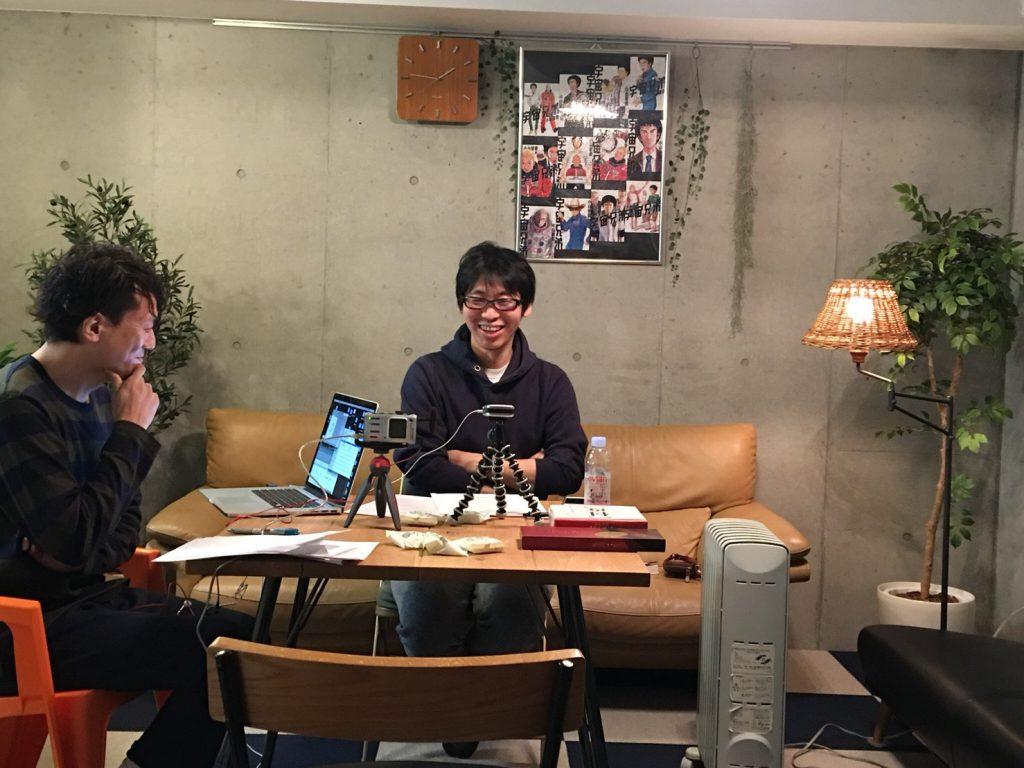 12月27日よる9時〜 小山宙哉ラジオ放送です☆
