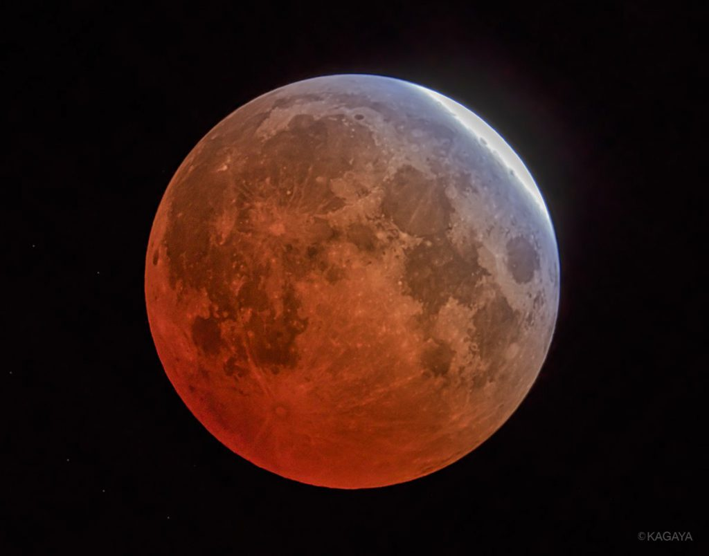 KAGAYA 星空ギャラリー 第44回 ~皆既月食~