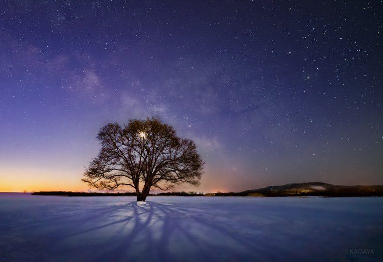 KAGAYA星空ギャラリー更新!ロマンチックな北海道の夜空をご紹介♪