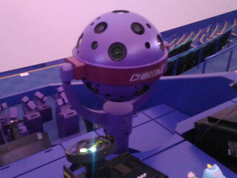 ギネス認定!世界一の星空を映し出す、多摩六都科学館のプラネタリウム☆