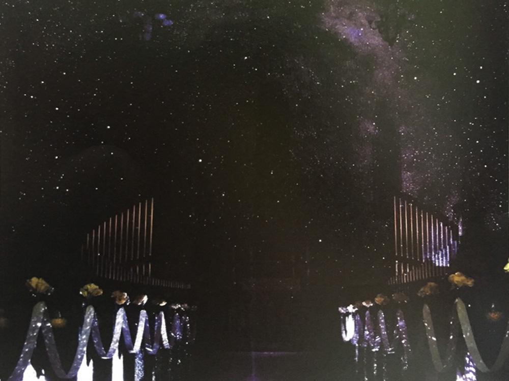 星空ウェディングで最高の日を☆プラネタリウムで演出できる教会