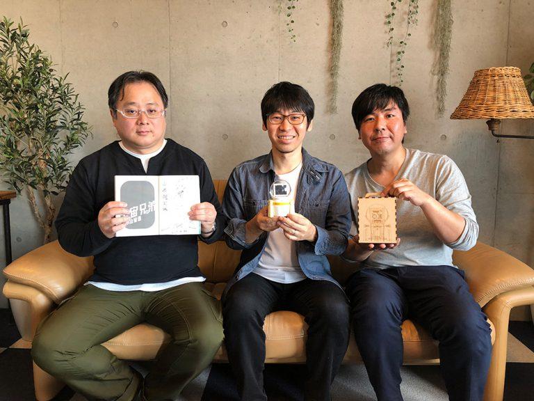 手のひらサイズの「ブギーのラジコン」が完成…!プロのクリエイターと『宇宙兄弟』×FabCafeのコラボ企画を大公開☆