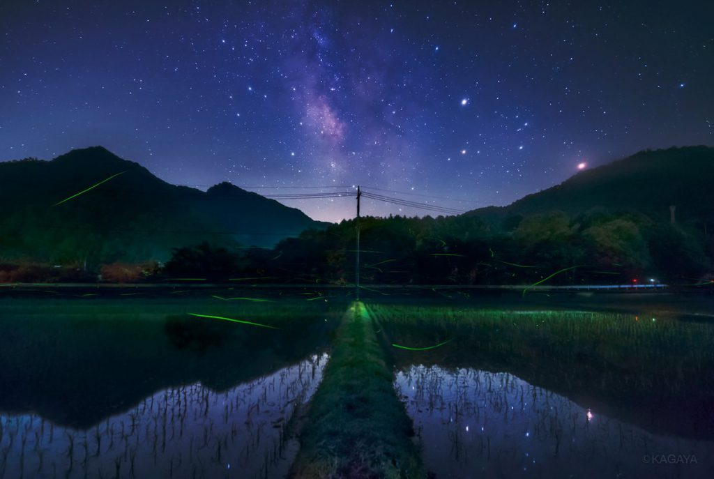 KAGAYA星空ギャラリー 第48回 〜旅と星空〜
