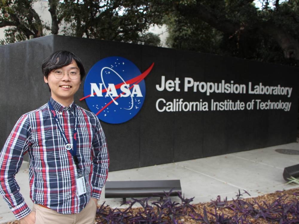 『宇宙学生』海外での宇宙と人とのつながり