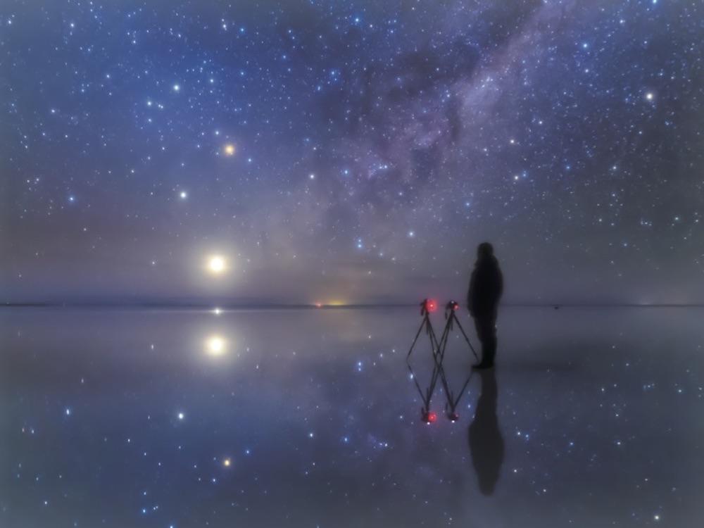 星空写真家KAGAYA、 初のフォト&エッセイ『一瞬の宇宙』が本日発売!
