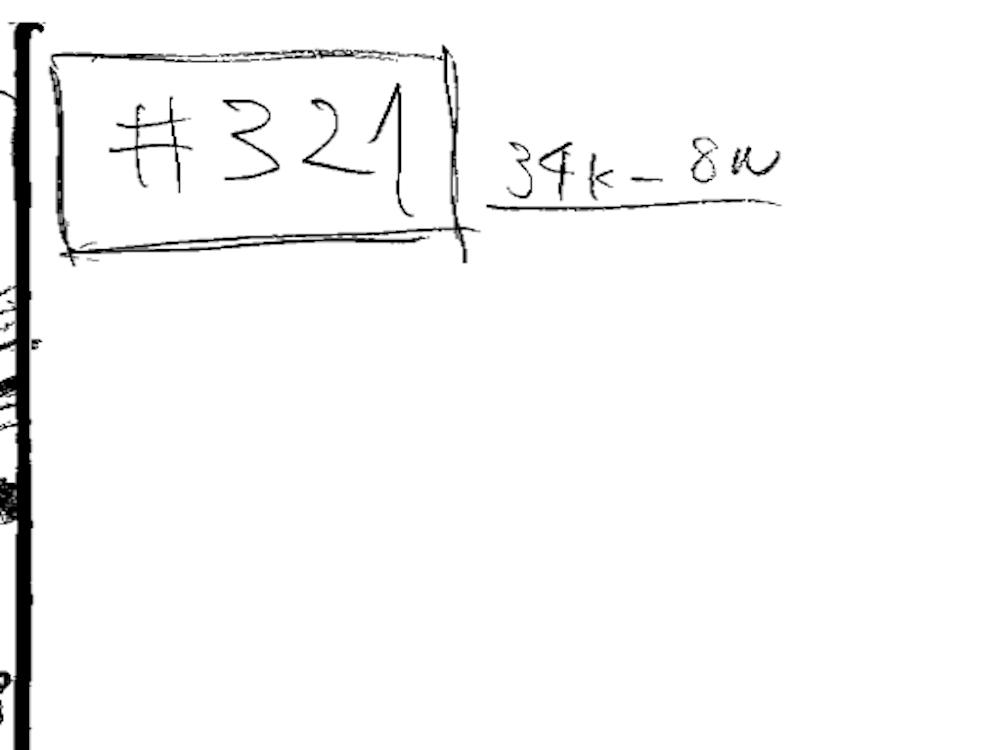 今週のモーニングに掲載!『宇宙兄弟』最新321話のネーム公開☆
