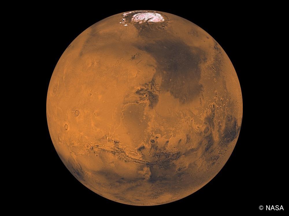 【2018年7月31日】「火星大接近」の好機到来!