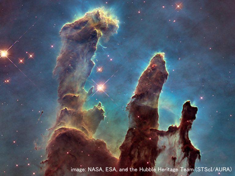 今こそ知ろう!宇宙の姿を映し出す「ハッブル宇宙望遠鏡」
