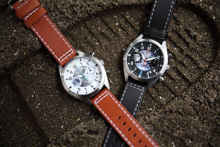 『宇宙兄弟』の世界観がたっぷり詰まった『腕時計』誕生!!