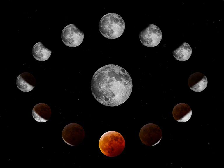 [宇宙の豆知識]意外と知らない「月」の話