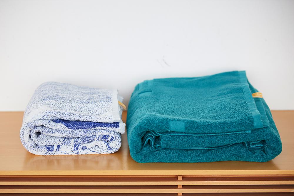 『宇宙兄弟』のバスタオル&タオルケット、予約開始は20日から!