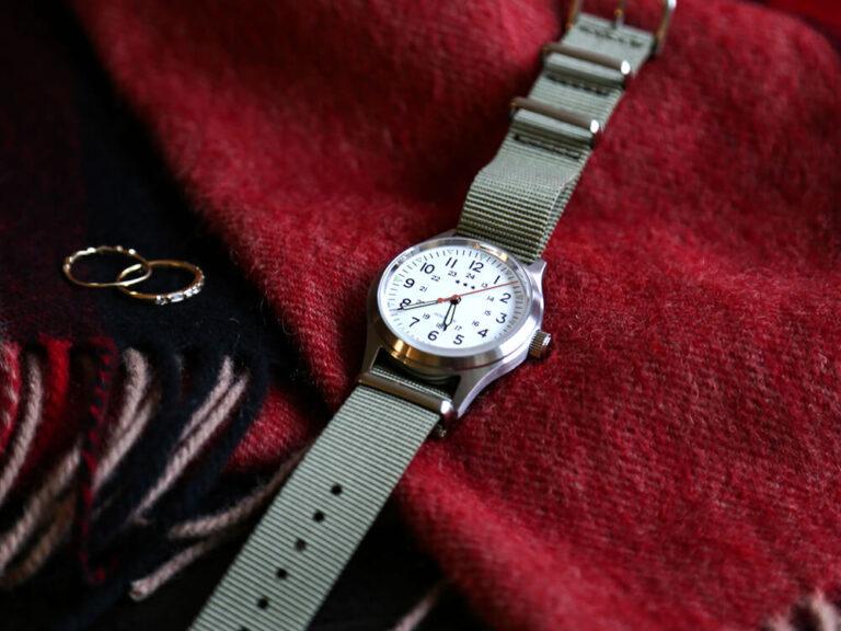 時計って、 時刻を見るものだけじゃない。