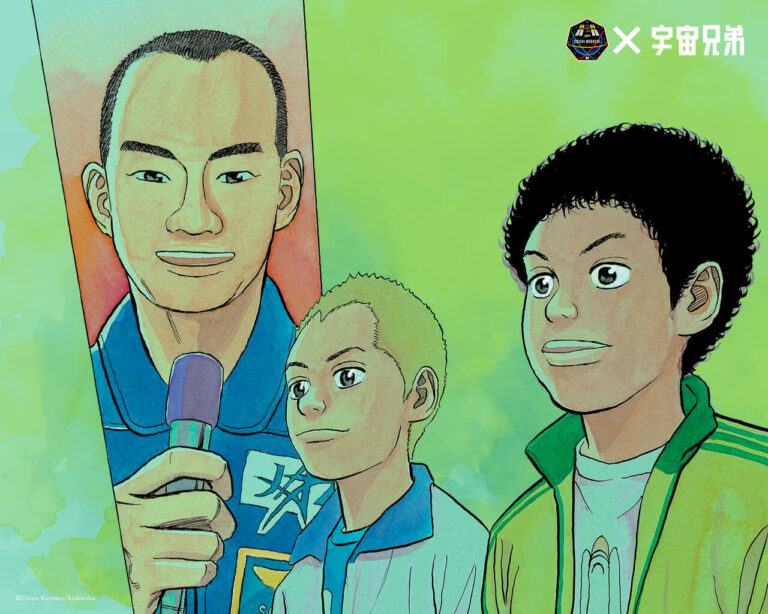 野口宇宙飛行士応援企画!記念動画の第3弾「日々人編」が公開!!プレゼント企画も★